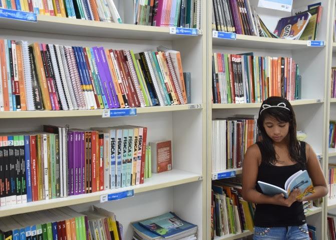 Biblioteca SESI em São Gonçalo é a 2ª mais acessada do RN