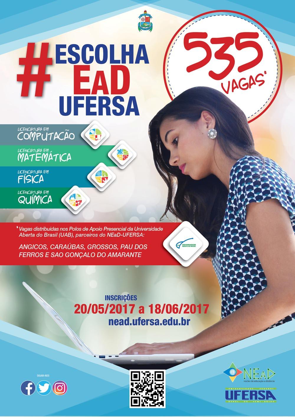Polo Universitário de São Gonçalo realizará processo seletivo para nova turma de Licenciatura em Computação