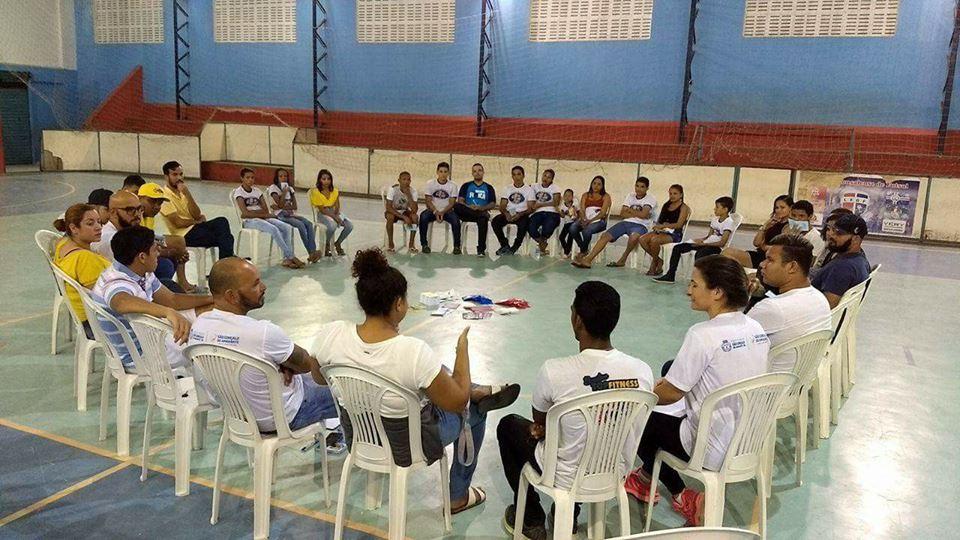 SEMJEL realiza primeira edição dos 'Diálogos da Juventude'