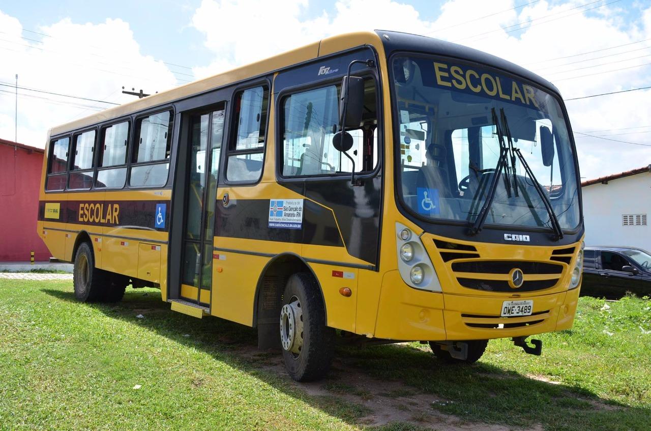 Prefeitura realiza melhorias no transporte escolar em São Gonçalo