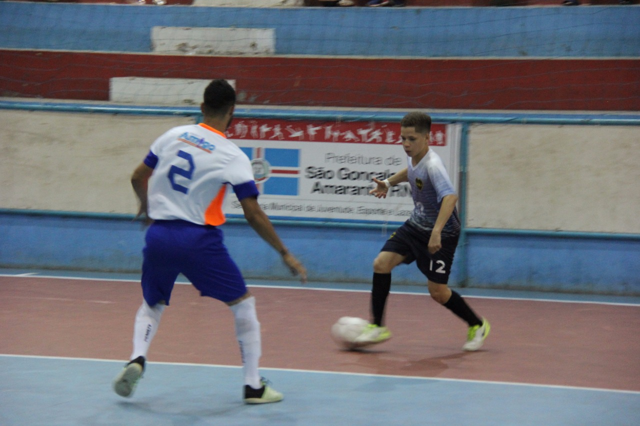 Semifinal do Futsal Série B agita Ginásio de Santo Antônio nesta sexta(24)