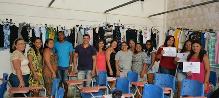 Curso de costura industrial é oferecido em São Gonçalo