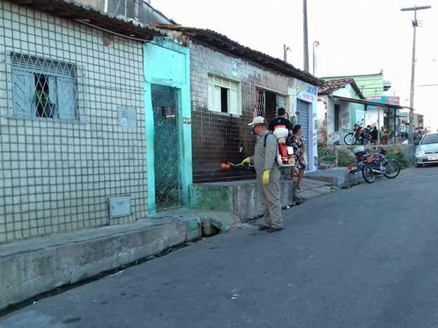 Prefeitura retoma ação de combate ao mosquito Aedes Aegypti