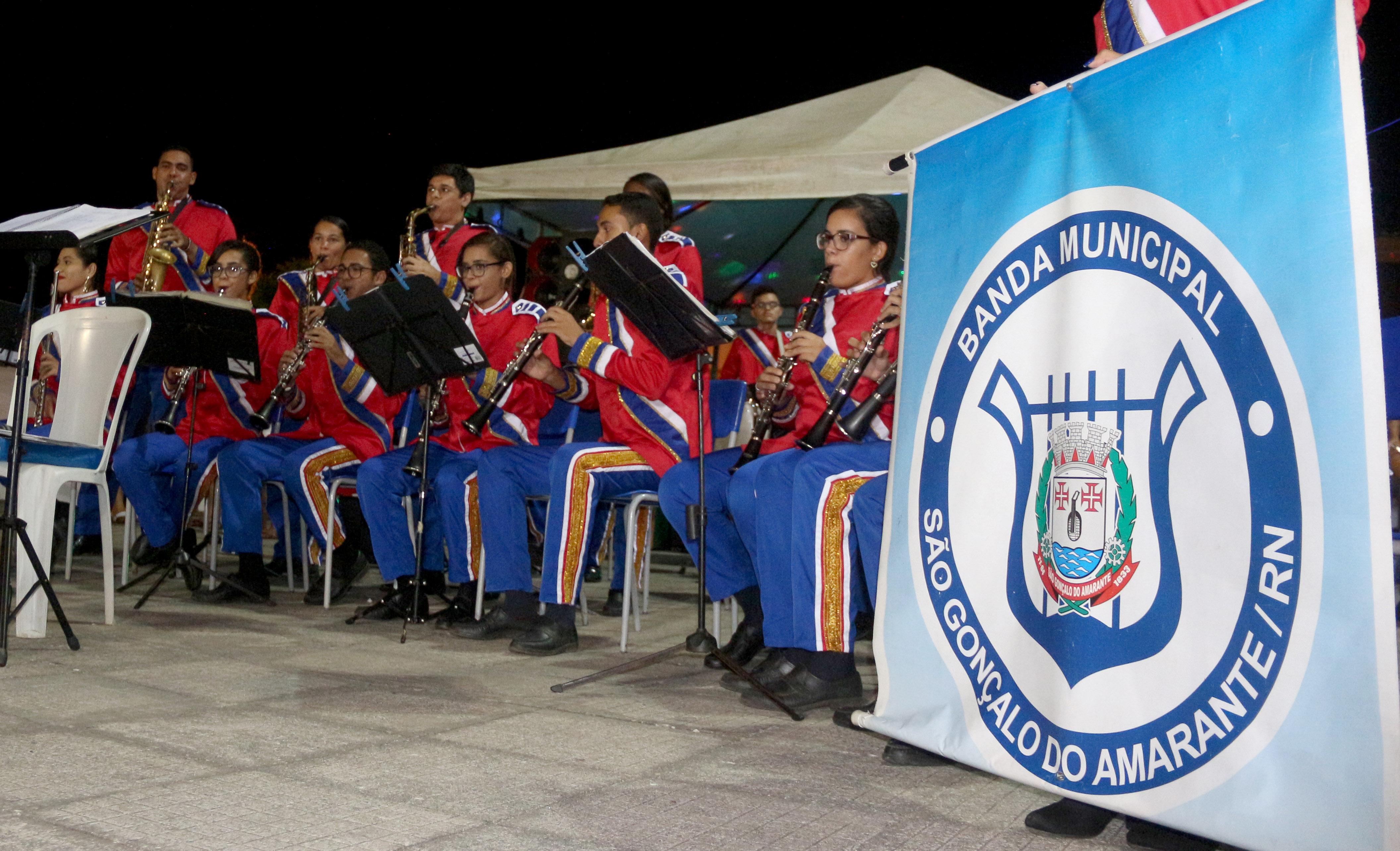 Banda Municipal abre inscrições para novos componentes