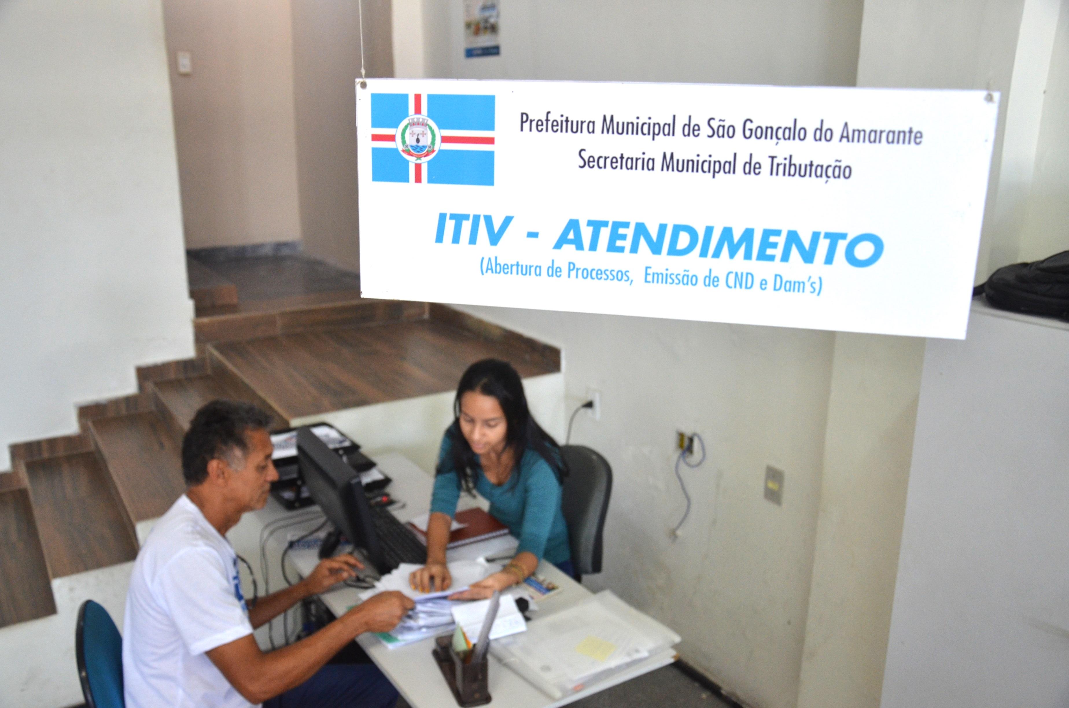 Prefeitura Municipal disponibiliza novo sistema para emissão do ITIV