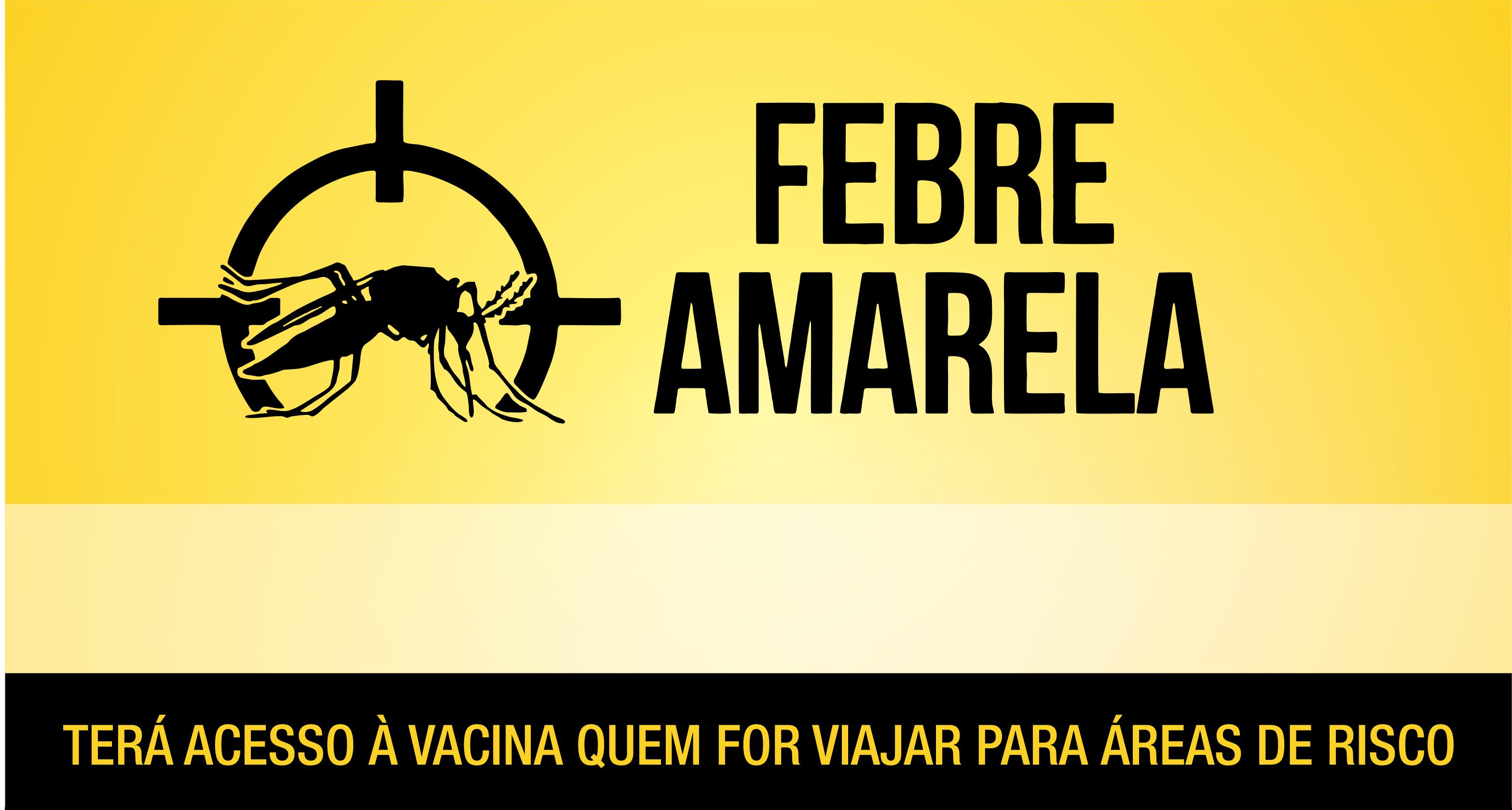 Confira o calendário de vacinação contra febre amarela em São Gonçalo