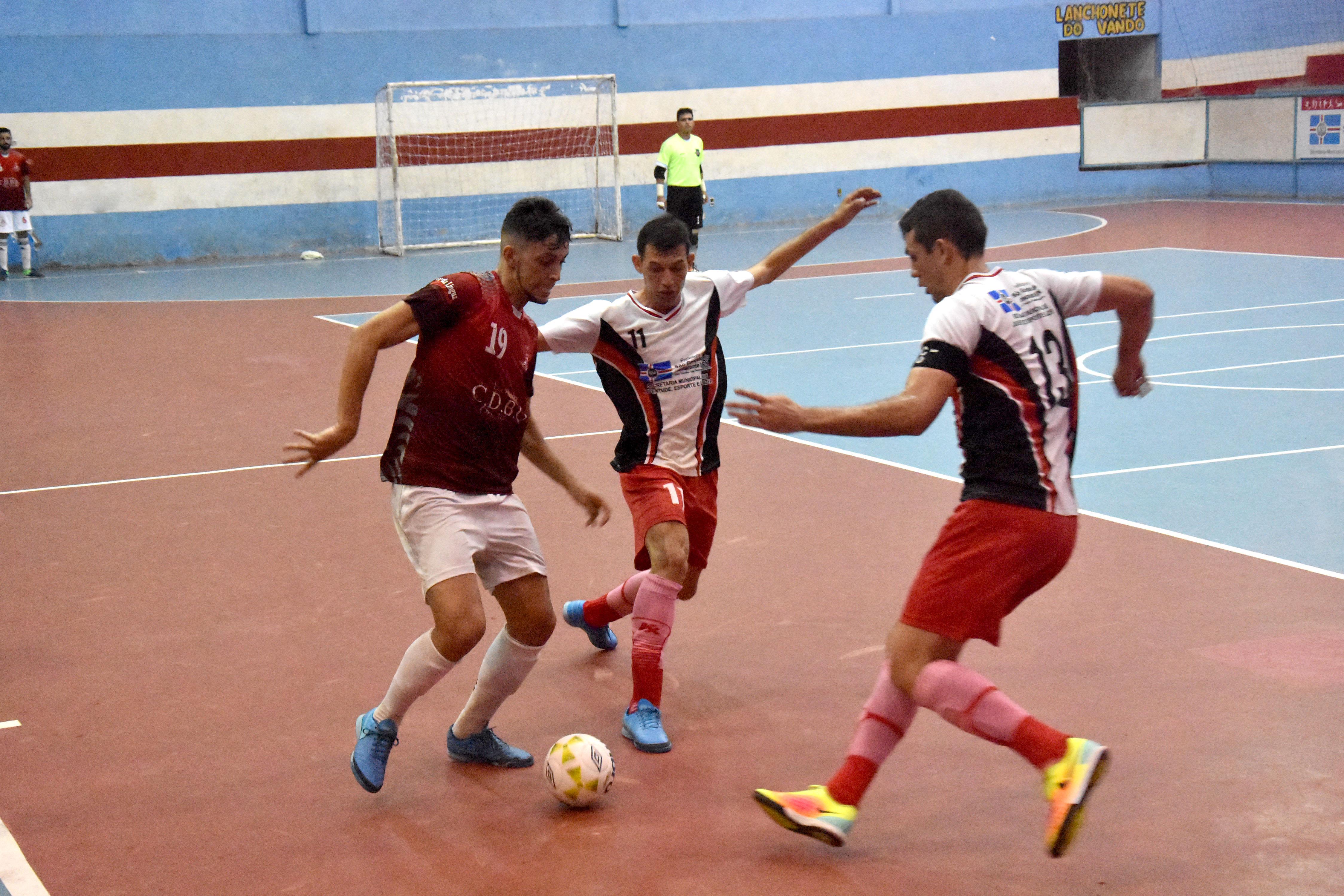 Copa Ruy Pereira de Futsal inicia nesta quarta-feira (14)