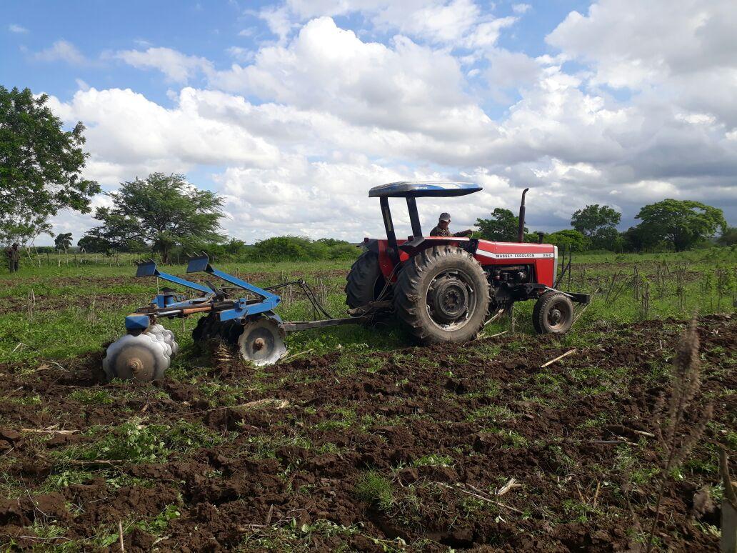 Secretaria Municipal de Agropecuária disponibiliza cadastro para o Programa Corte de Terra