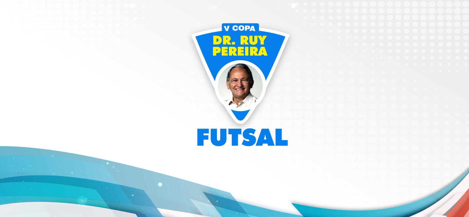 Copa Ruy Pereira chega às quartas de final