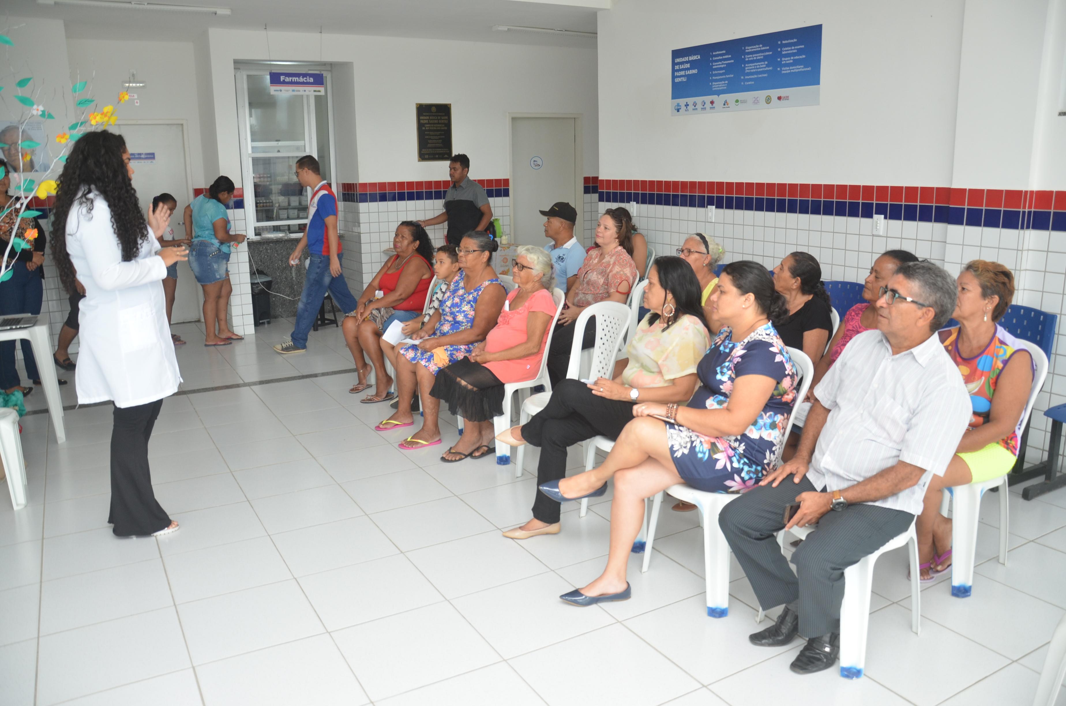 Moradores do Ruy Pereira recebem Projeto Viver Melhor