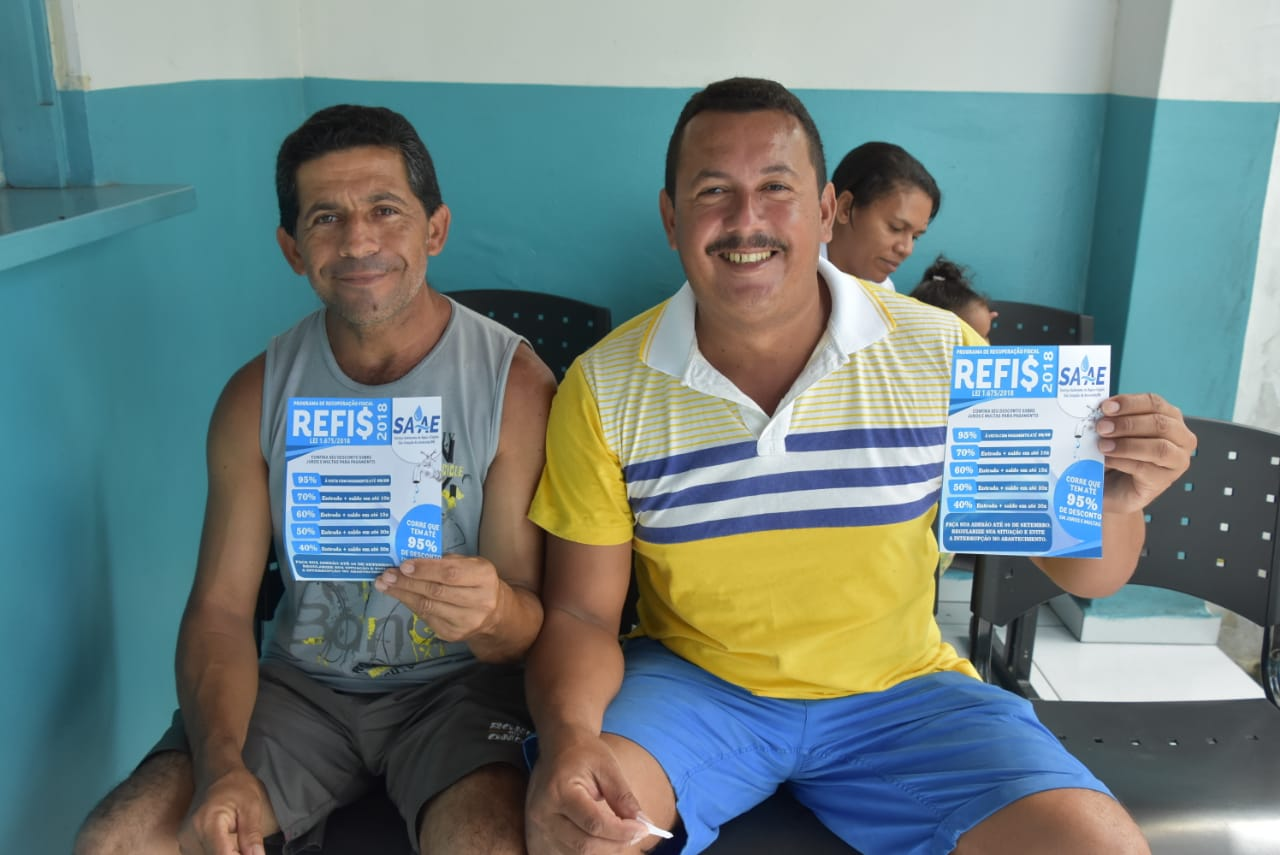 SAAE realizará mutirão de renegociação em Santo Antônio