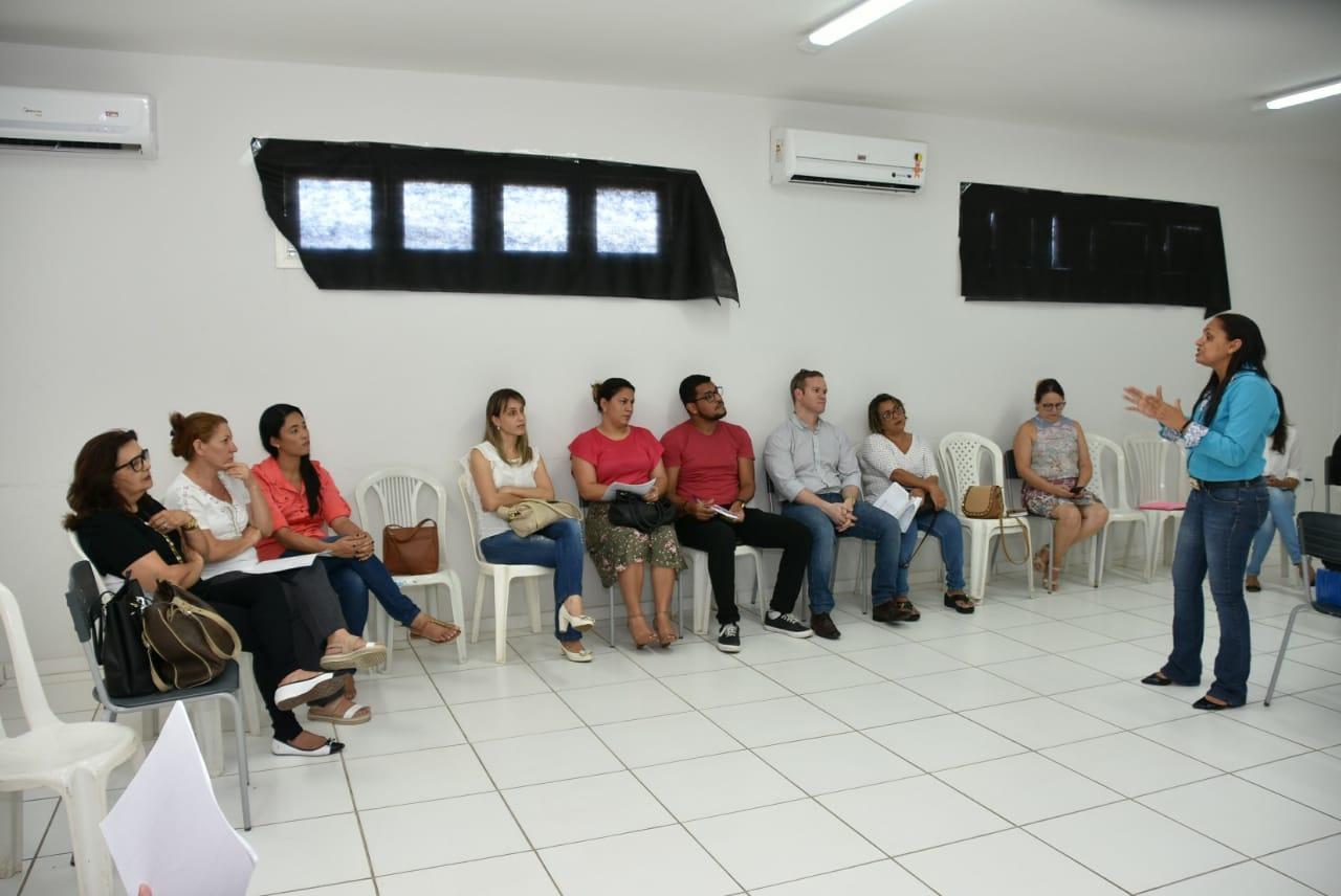 Secretaria Municipal de Saúde (SMS) realiza reunião de planejamento