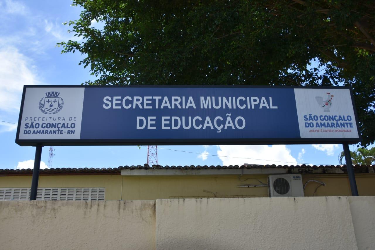 Curso de Libras é ofertado pela Secretaria Municipal de Educação