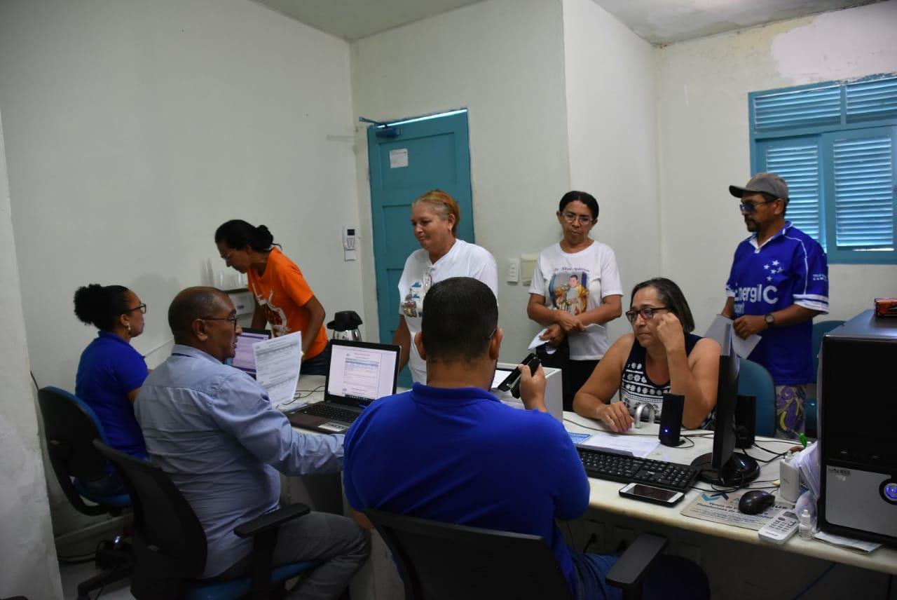 SAAE: Mutirão de renegociação é realizado em Santo Antônio