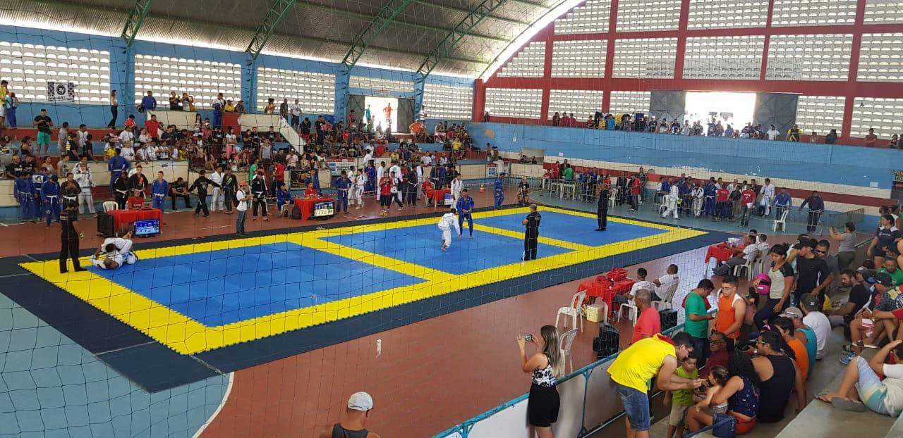 São Gonçalo sedia II Open de Jiu-jitsu