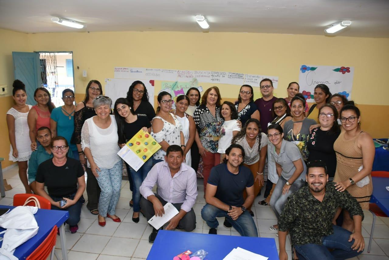 Professores da Zona Rural são capacitados pelo SEBRAE
