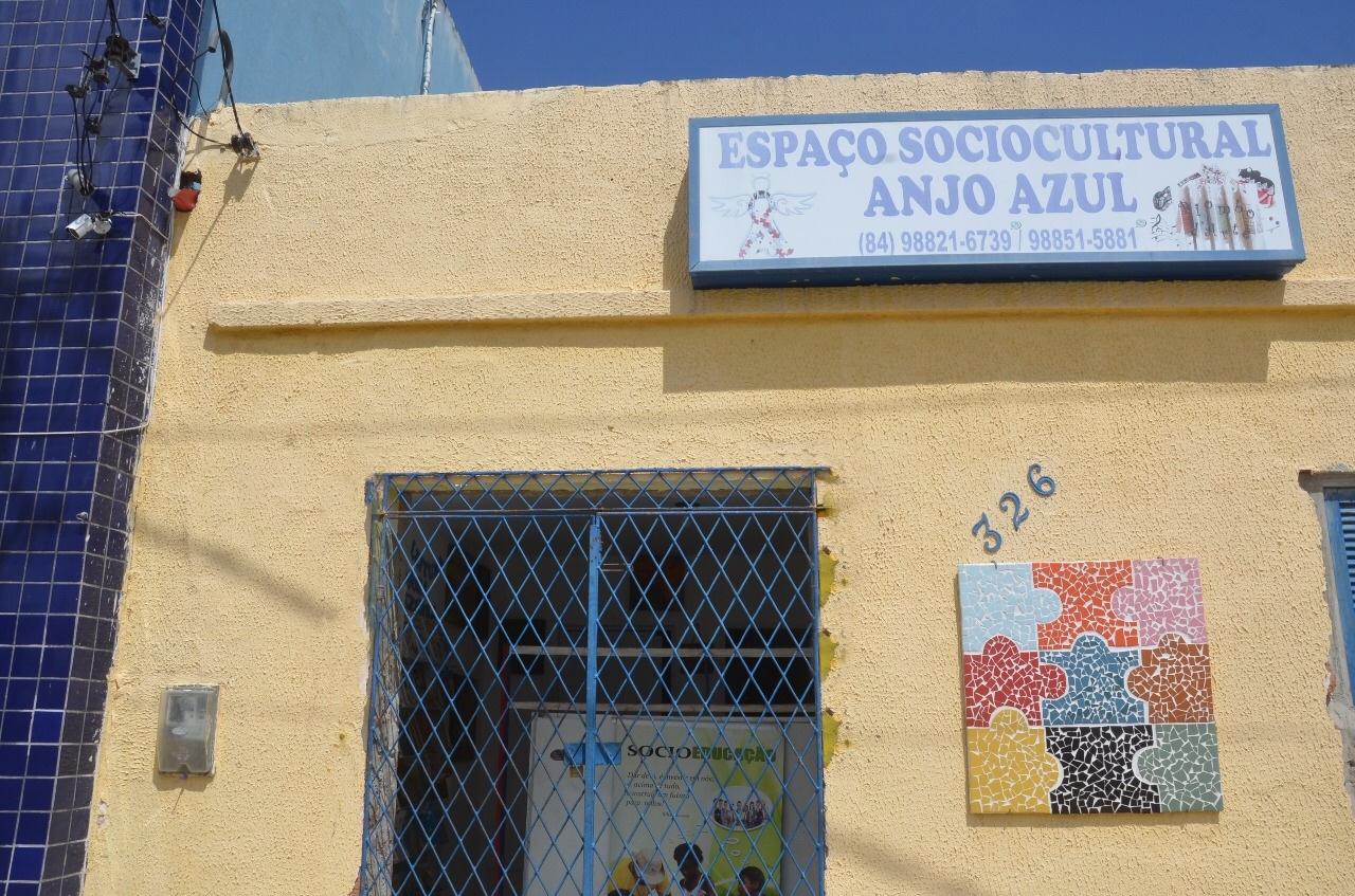 Biombo da Arte realiza atividades socioeducativas em São Gonçalo