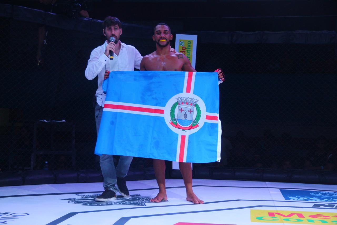 São Gonçalo recebe evento de MMA