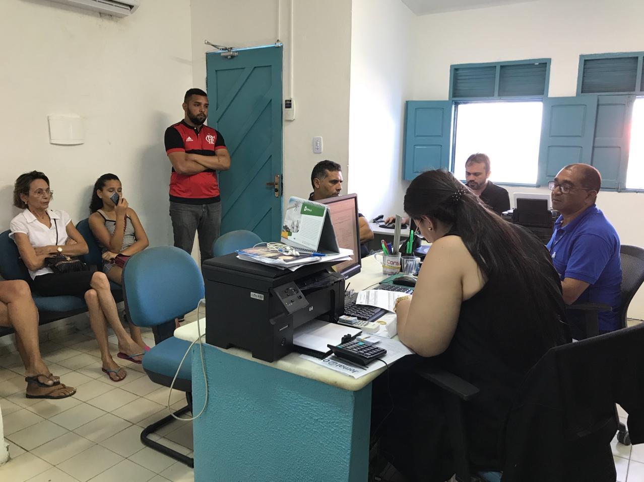 SAAE realiza mutirão de renegociação em Regomoleiro