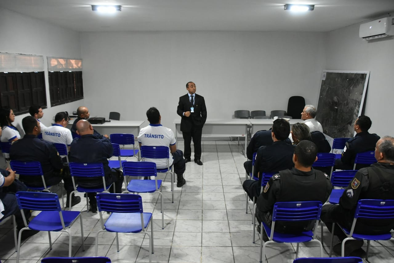 Secretaria de Defesa Social lança projeto pedagógico de capacitação para Guarda Municipal