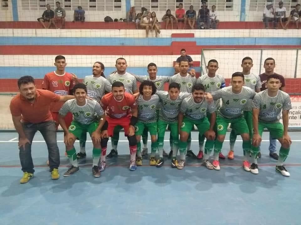 Times da Série B entram em quadra no Campeonato Municipal de Futsal