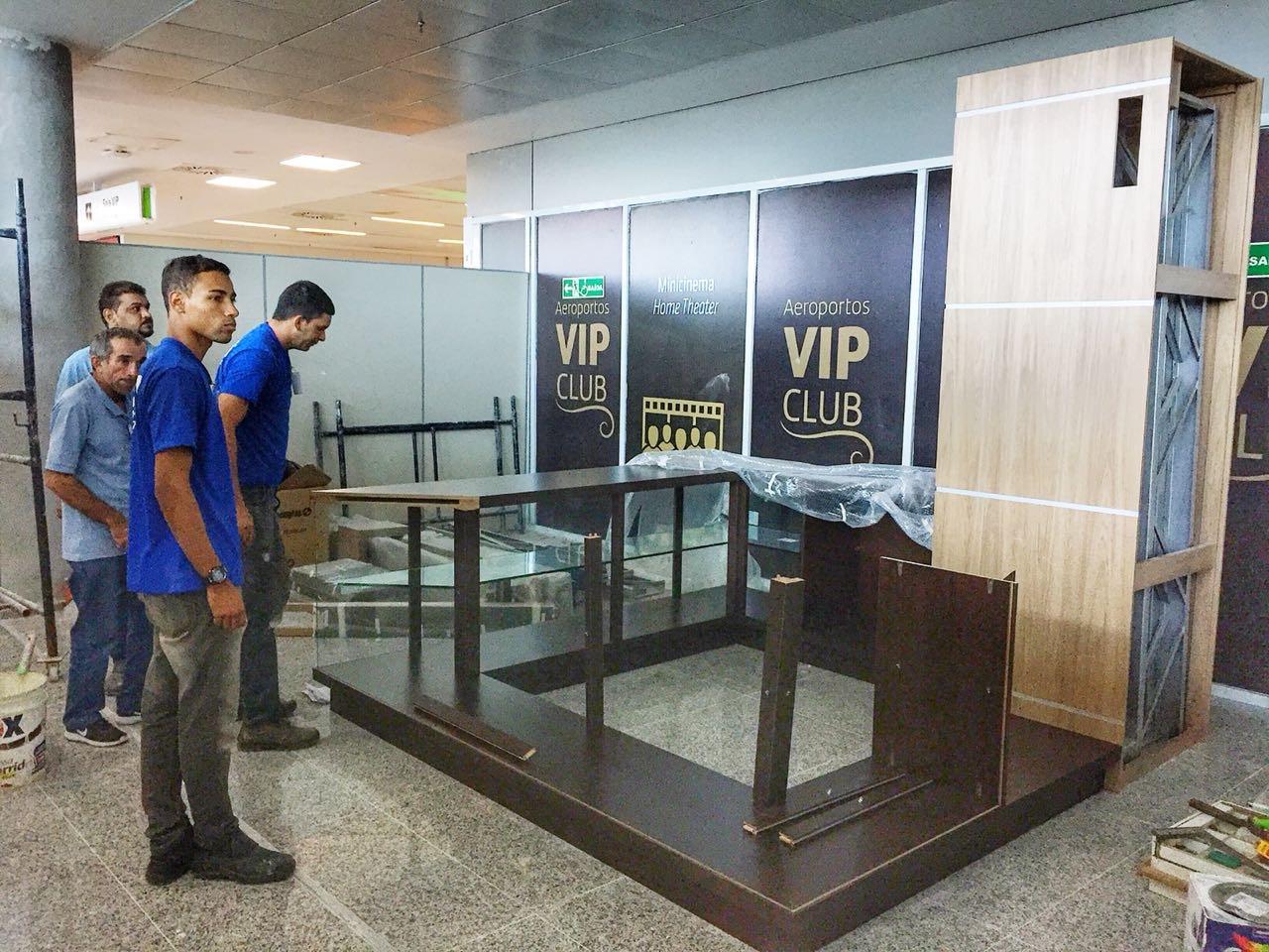 Artesanato são-gonçalense recebe quiosque no Aeroporto Internacional Aluízio Alves