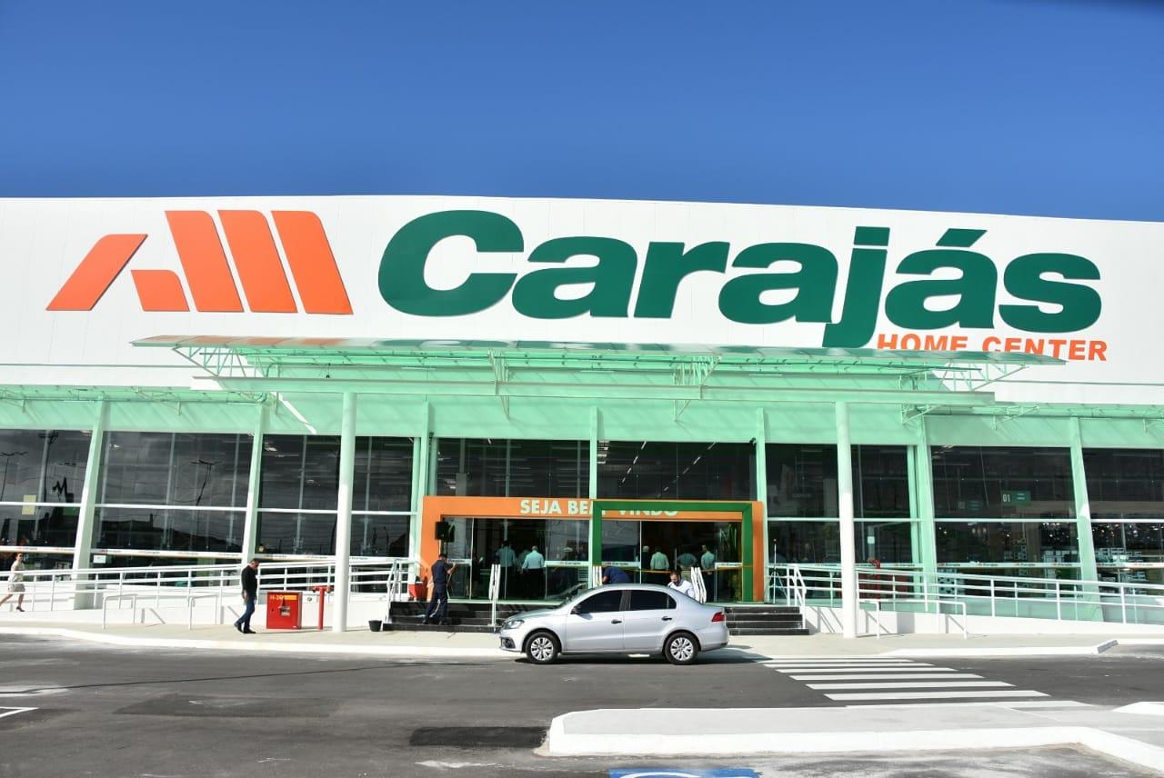 Loja do Grupo Carajás é inaugurada em São Gonçalo do Amarante