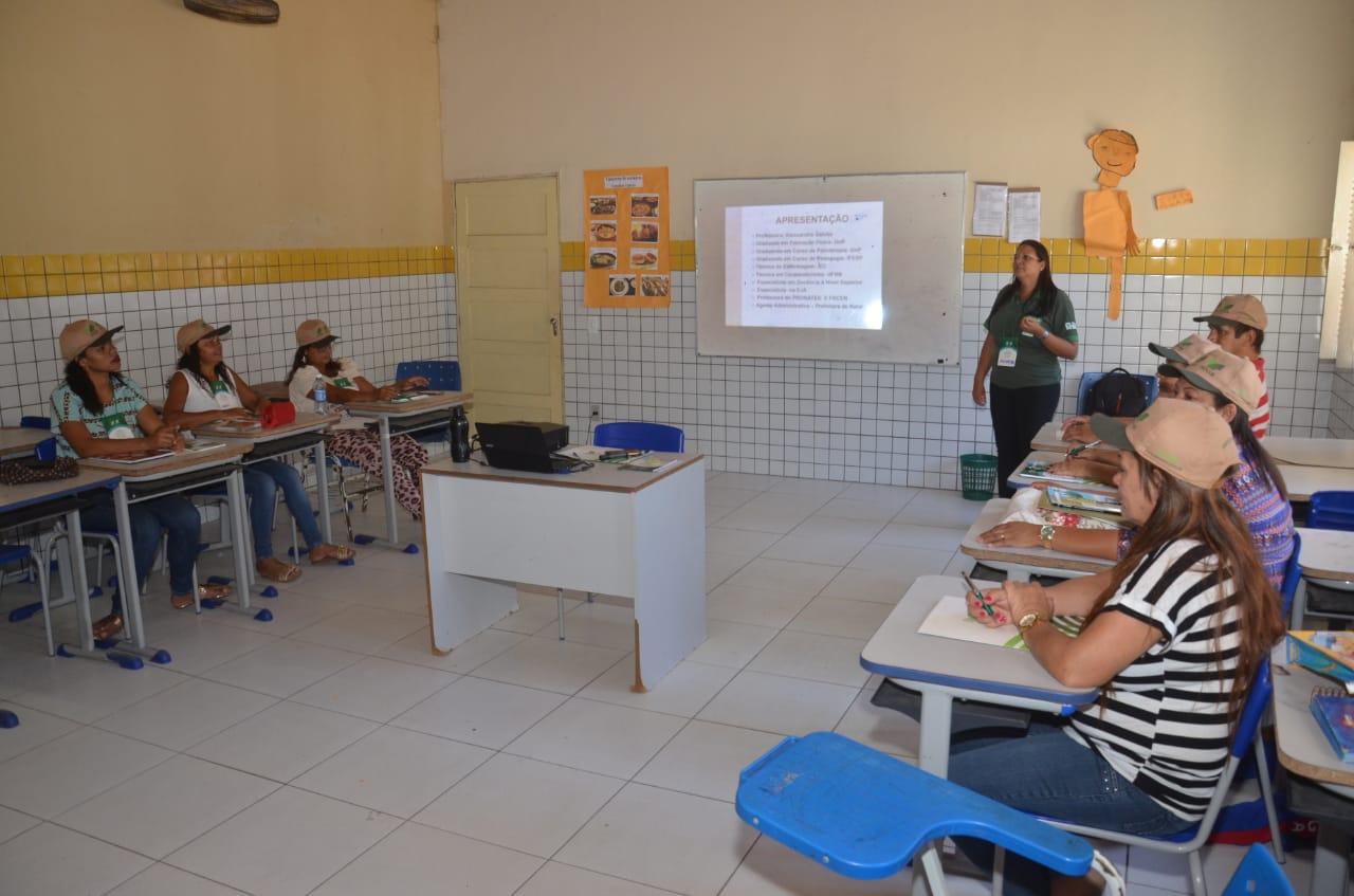 Prefeitura Municipal oferta curso profissionalizante em Santo Antônio