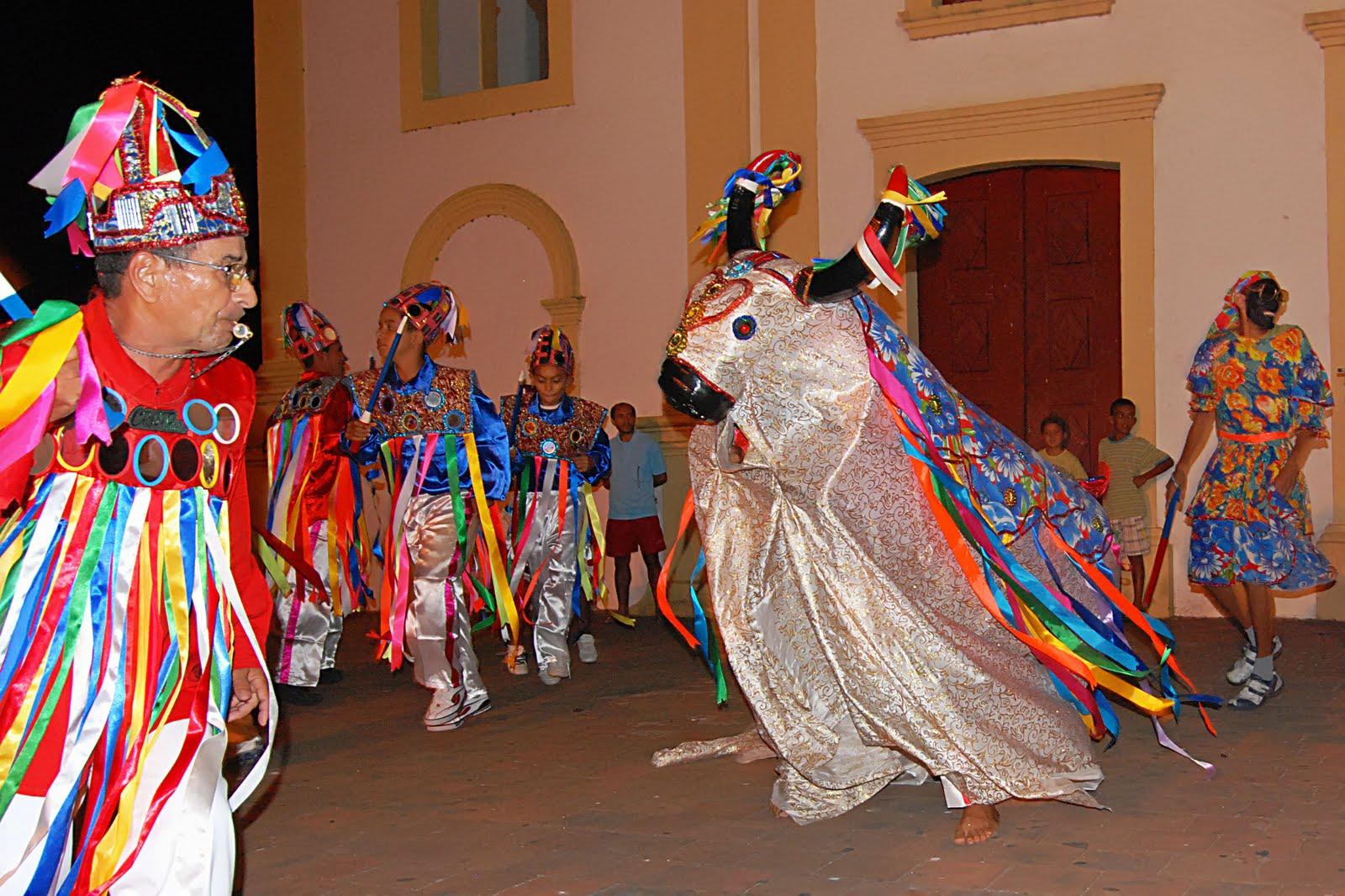 Boi Calemba Pintadinho participa de Festival Folclórico em São Paulo