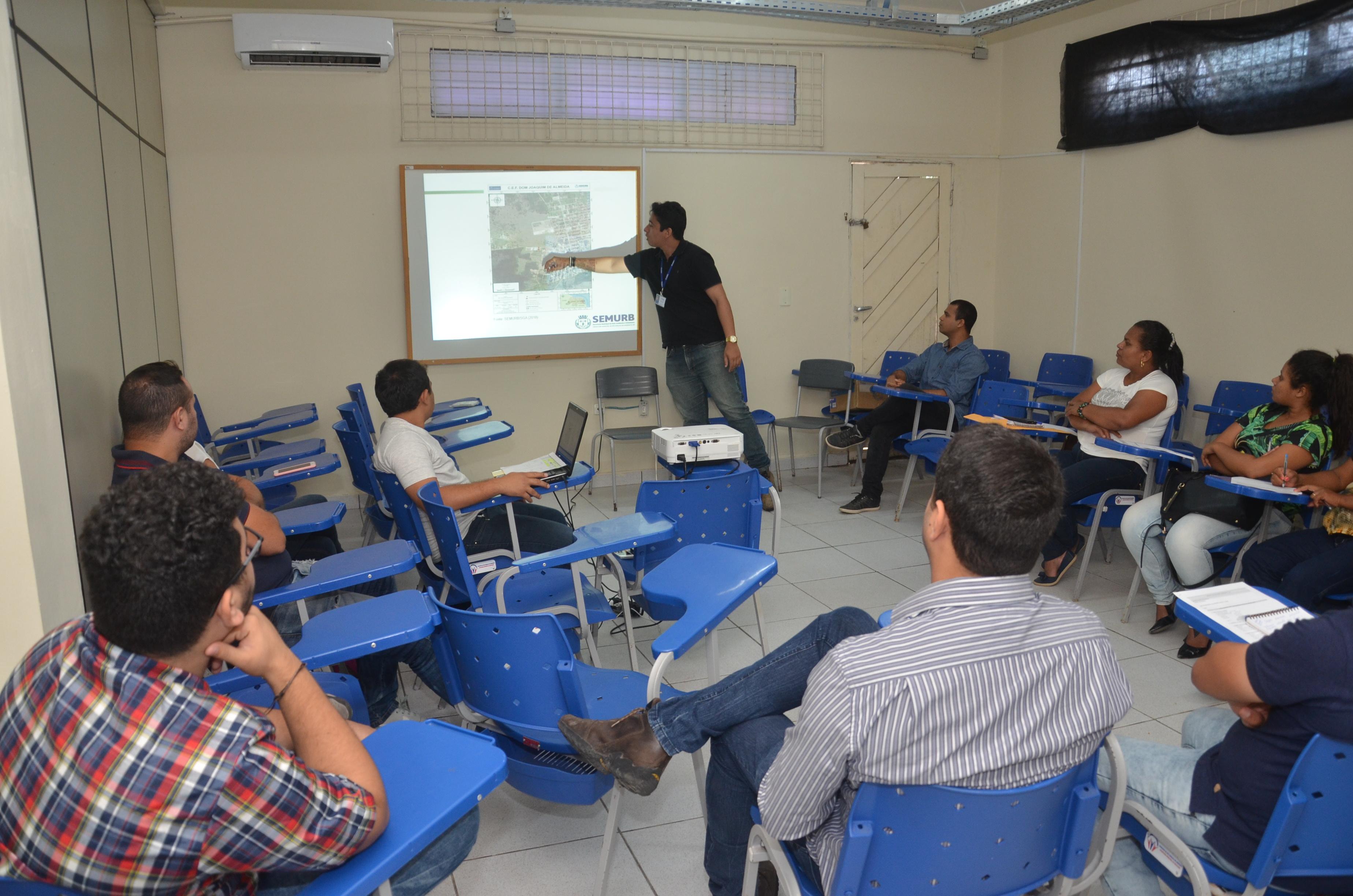 Escolas da rede municipal recebem Projeto de Educação Ambiental