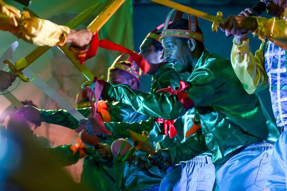 Celebração aos Congos acontece em São Gonçalo
