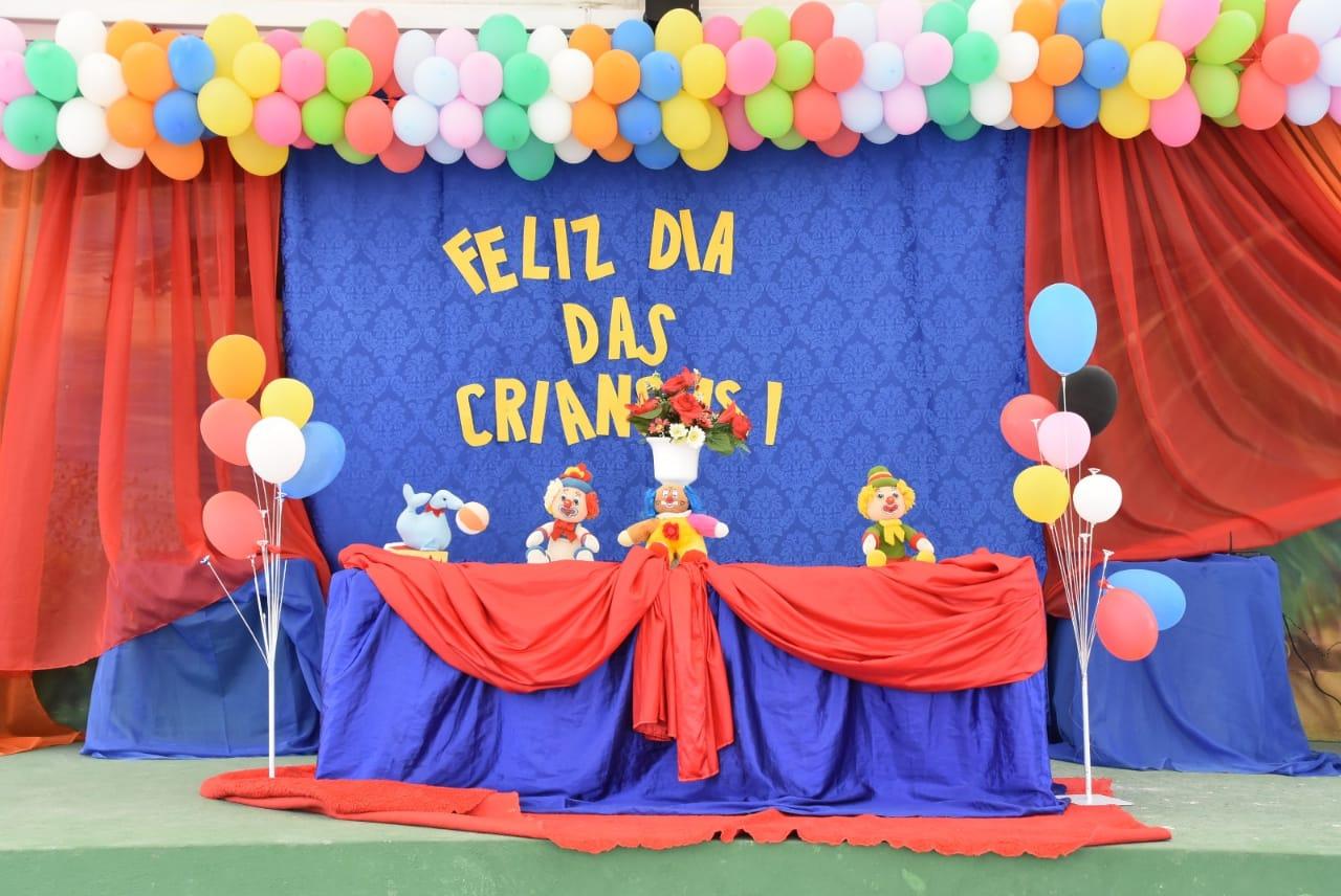 Prefeitura de São Gonçalo realiza programação em alusão ao dia das crianças