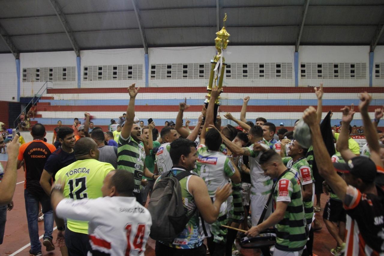 Esporte: confira os resultados do Campeonato Municipal de Futsal 2018