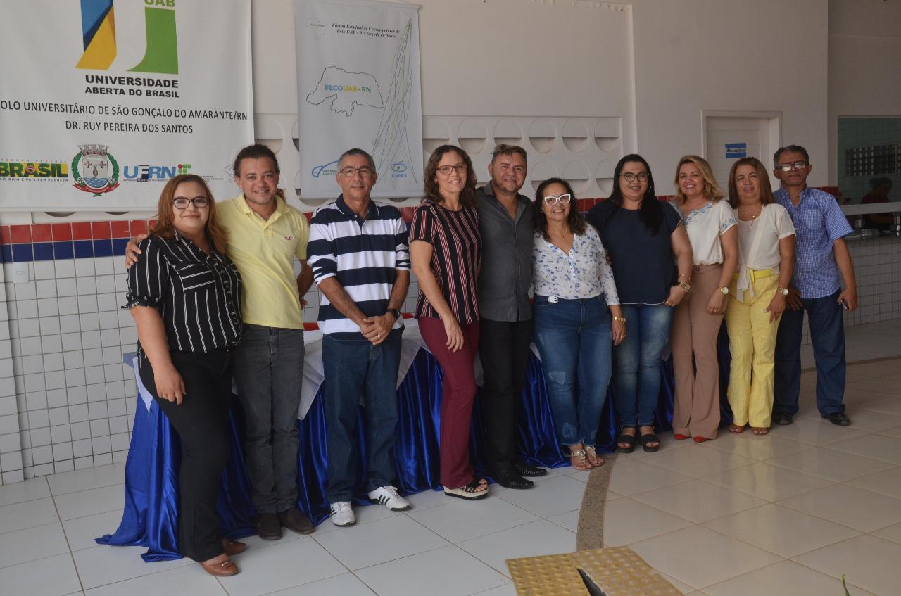 Fórum da Universidade Aberta do Brasil é realizado em São Gonçalo