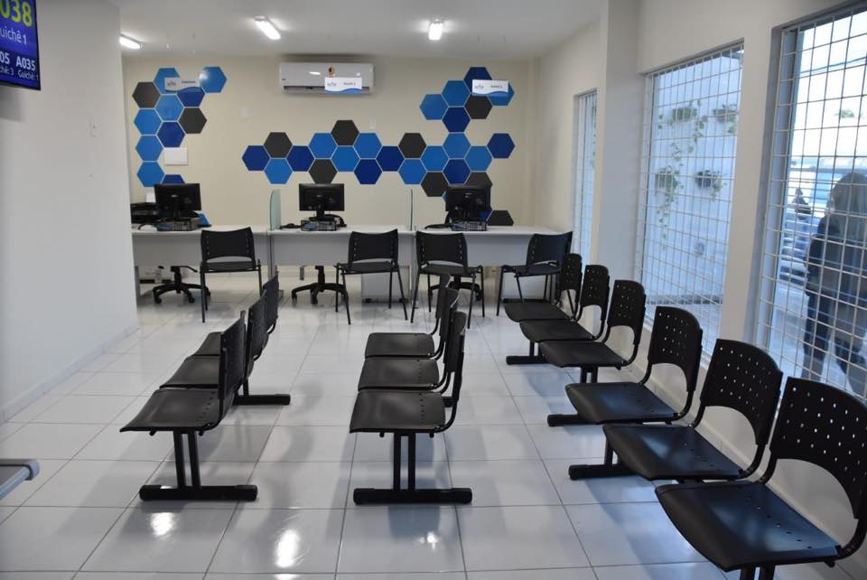 Escritório do SAAE Centro finaliza obras de reforma e ampliação