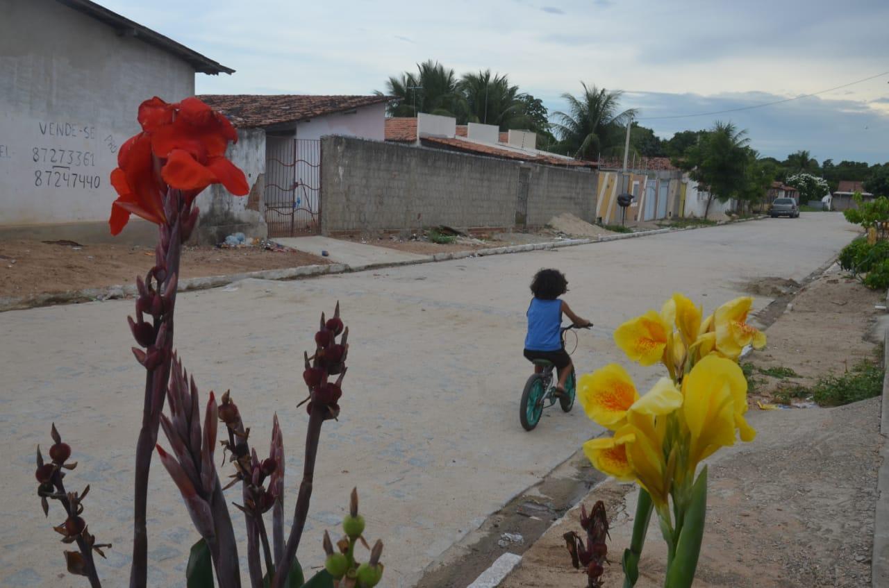 Prefeitura Municipal inaugura pavimentação em Regomoleiro