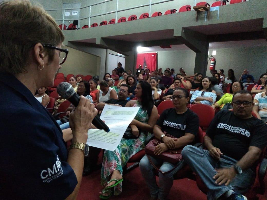CMAEE: Centro Municipal de Atendimento Educacional Especializado apresenta planejamento de atividades para 2019
