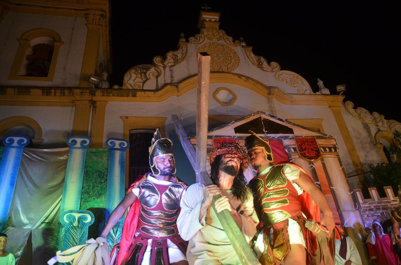 """Prefeitura Municipal promove incentivo para grupos que encenarão espetáculo """"A Paixão de Cristo"""""""