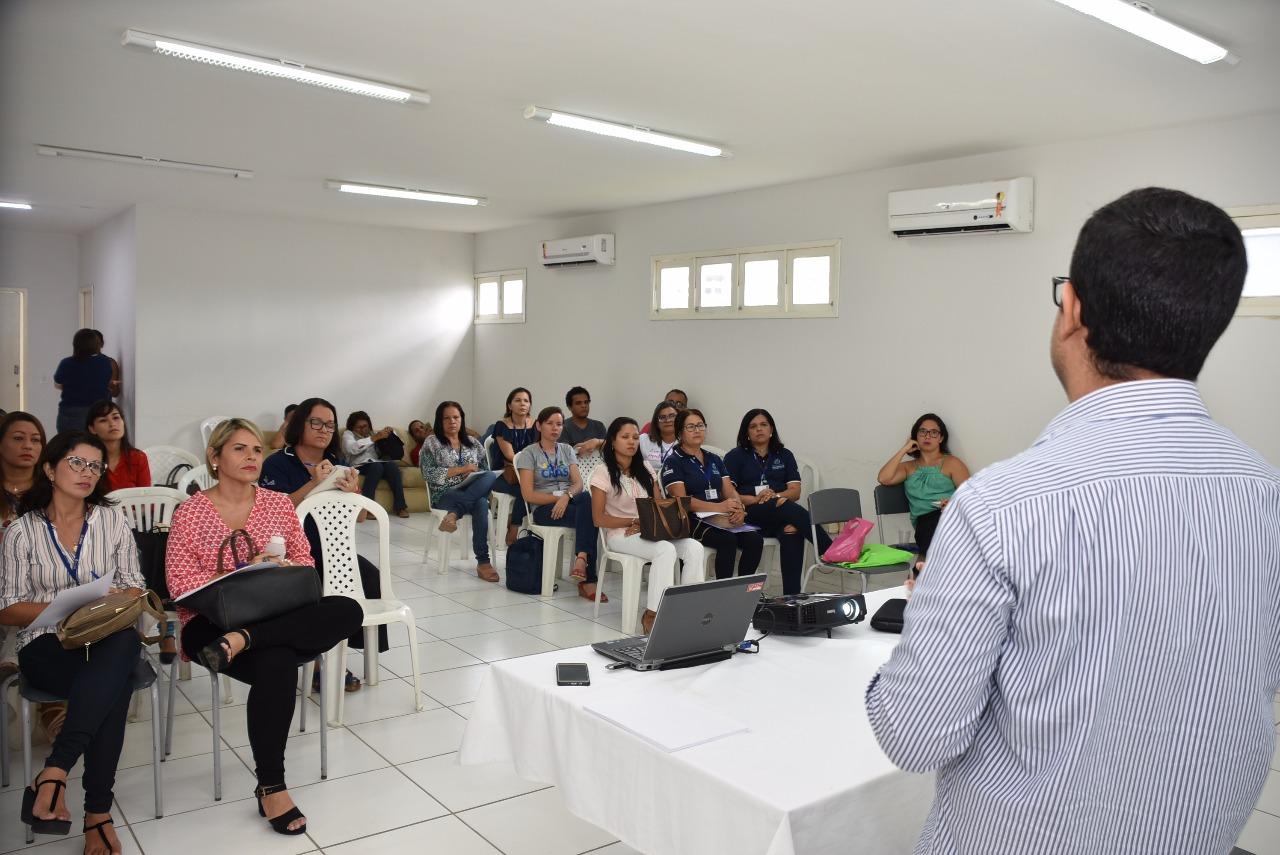 Assistência Social: equipe da Semtasc realiza I Encontro de Articulação da Rede Socioassistencial do Município