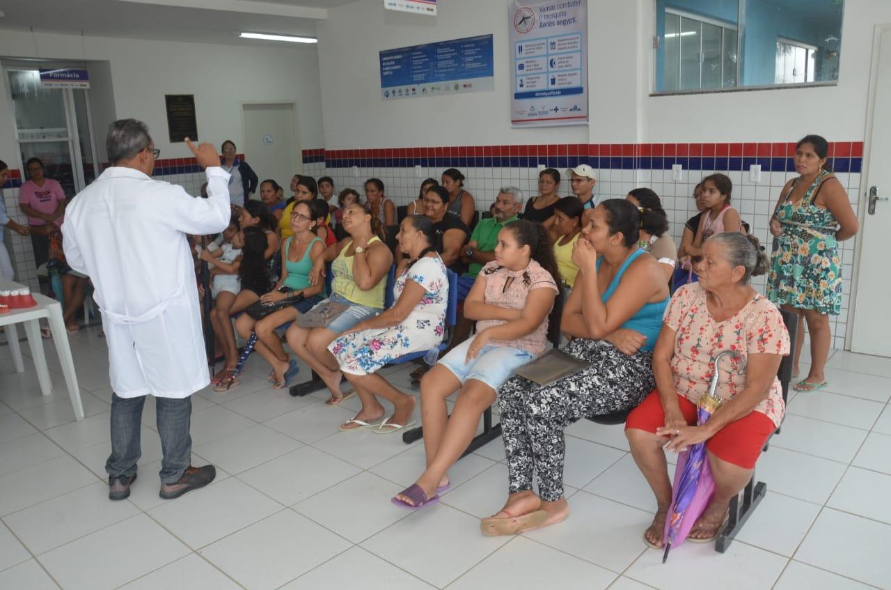 Prefeitura em Movimento: Em cinco dias, Assistência Social e Saúde realizam 2.793 atendimentos