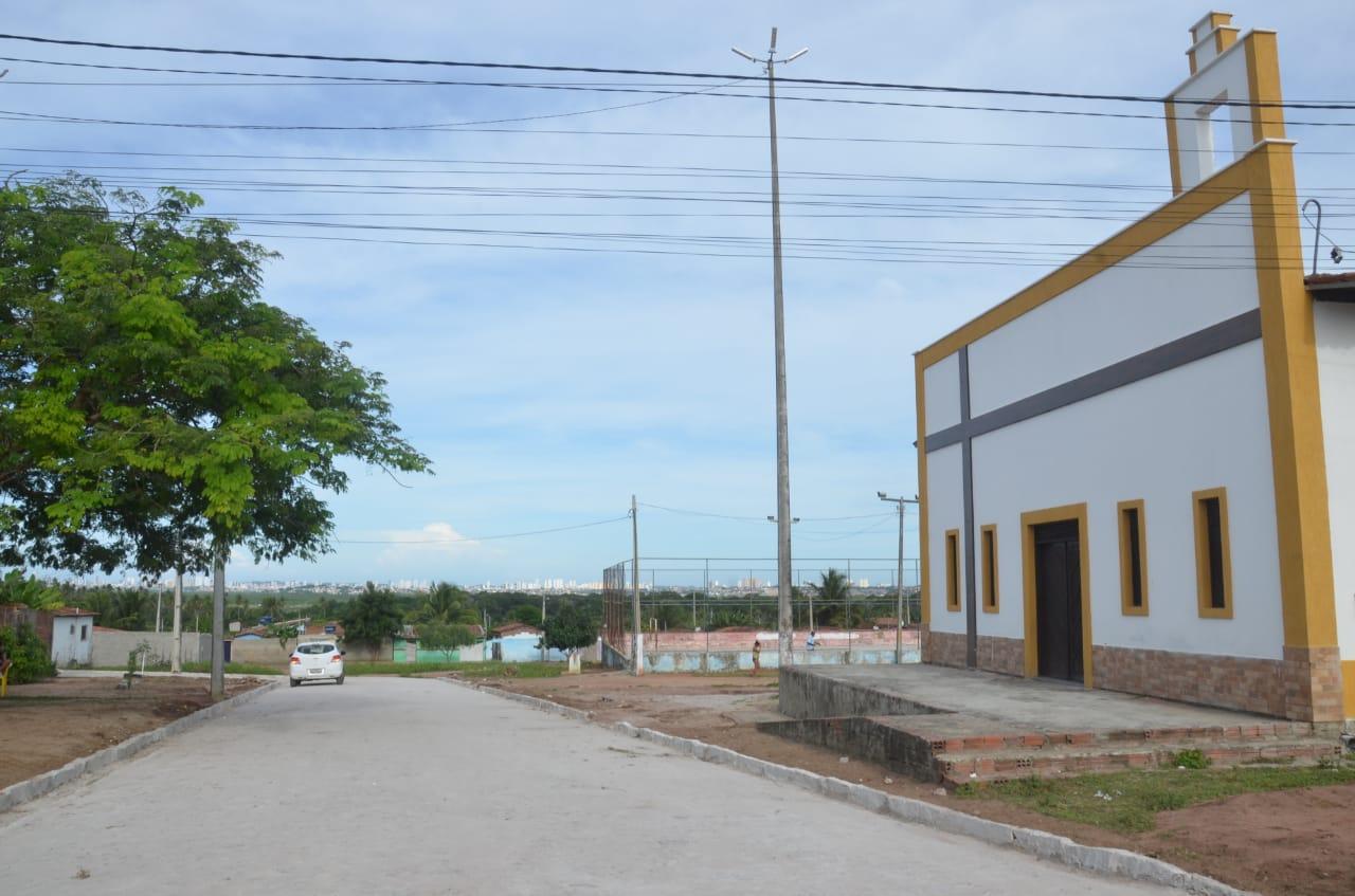 Novas obras de pavimentação foram concluídas em São Gonçalo