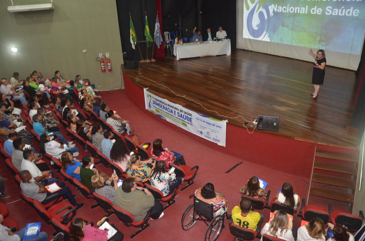 Prefeitura de São Gonçalo realiza 7ª Conferência Municipal de Saúde