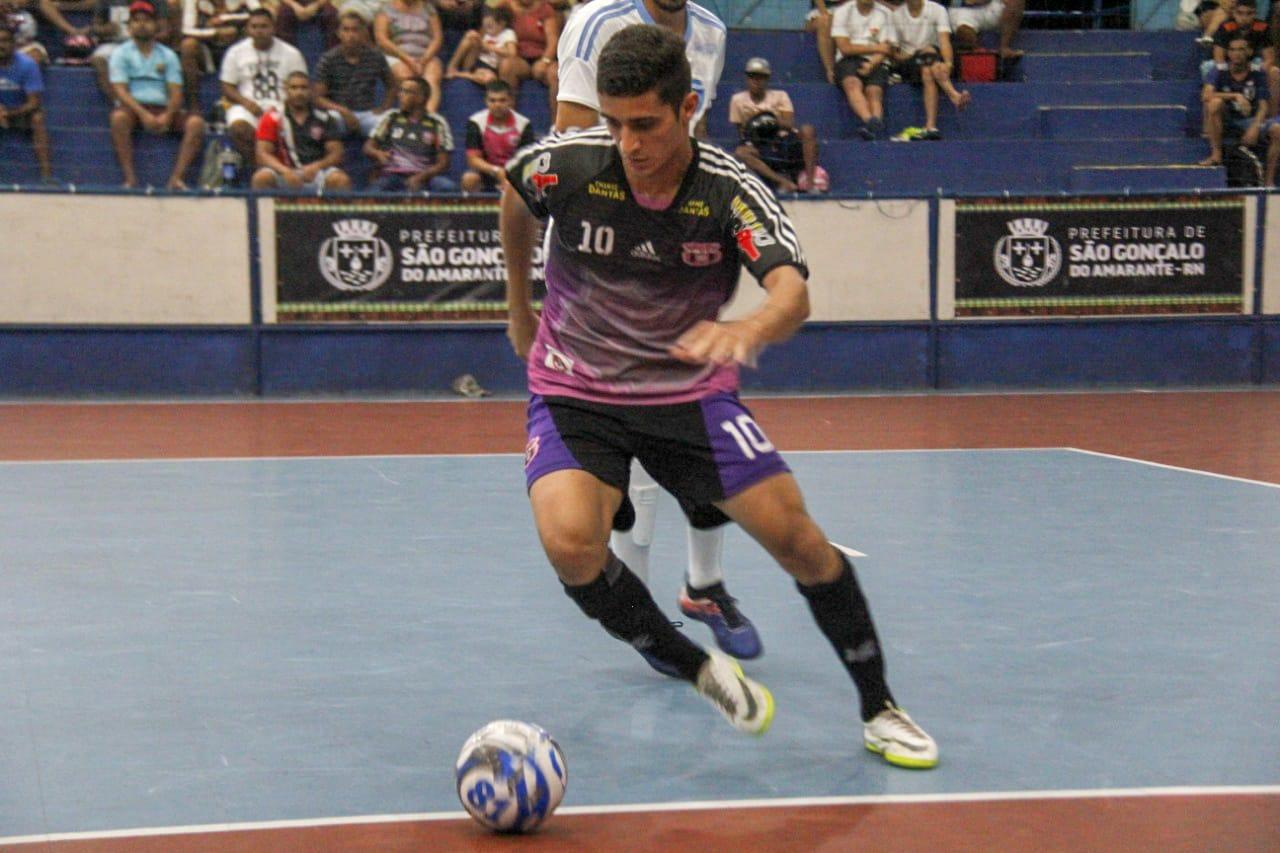 Semifinais da Copa Ruy Pereira de Futsal acontecem nesta sexta-feira (26)