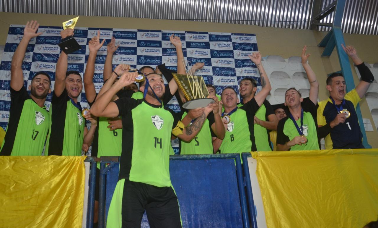 Esporte: Atlético Jardins vence a VI Copa Ruy Pereira de Futsal