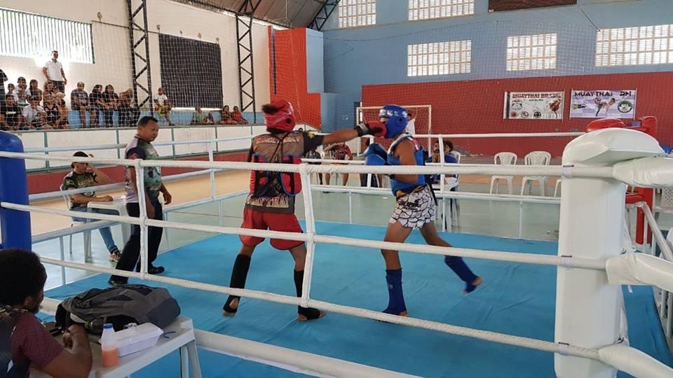 III Open São-gonçalense de Kickboxing será realizado neste sábado (11)