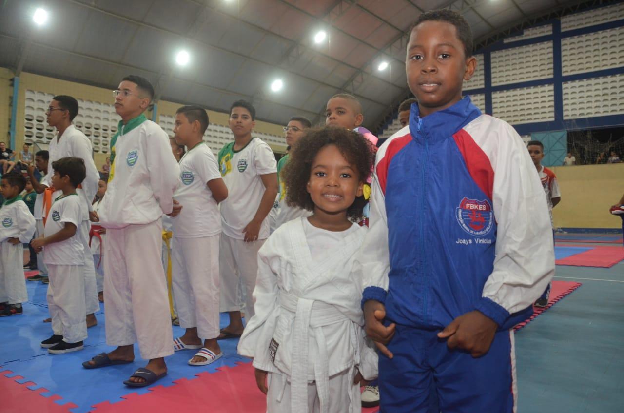 Esporte: São Gonçalo sediou Open Regional de Karatê