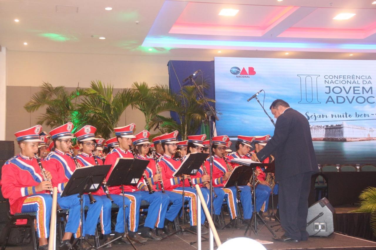 Banda Municipal é contemplada com novos instrumentos