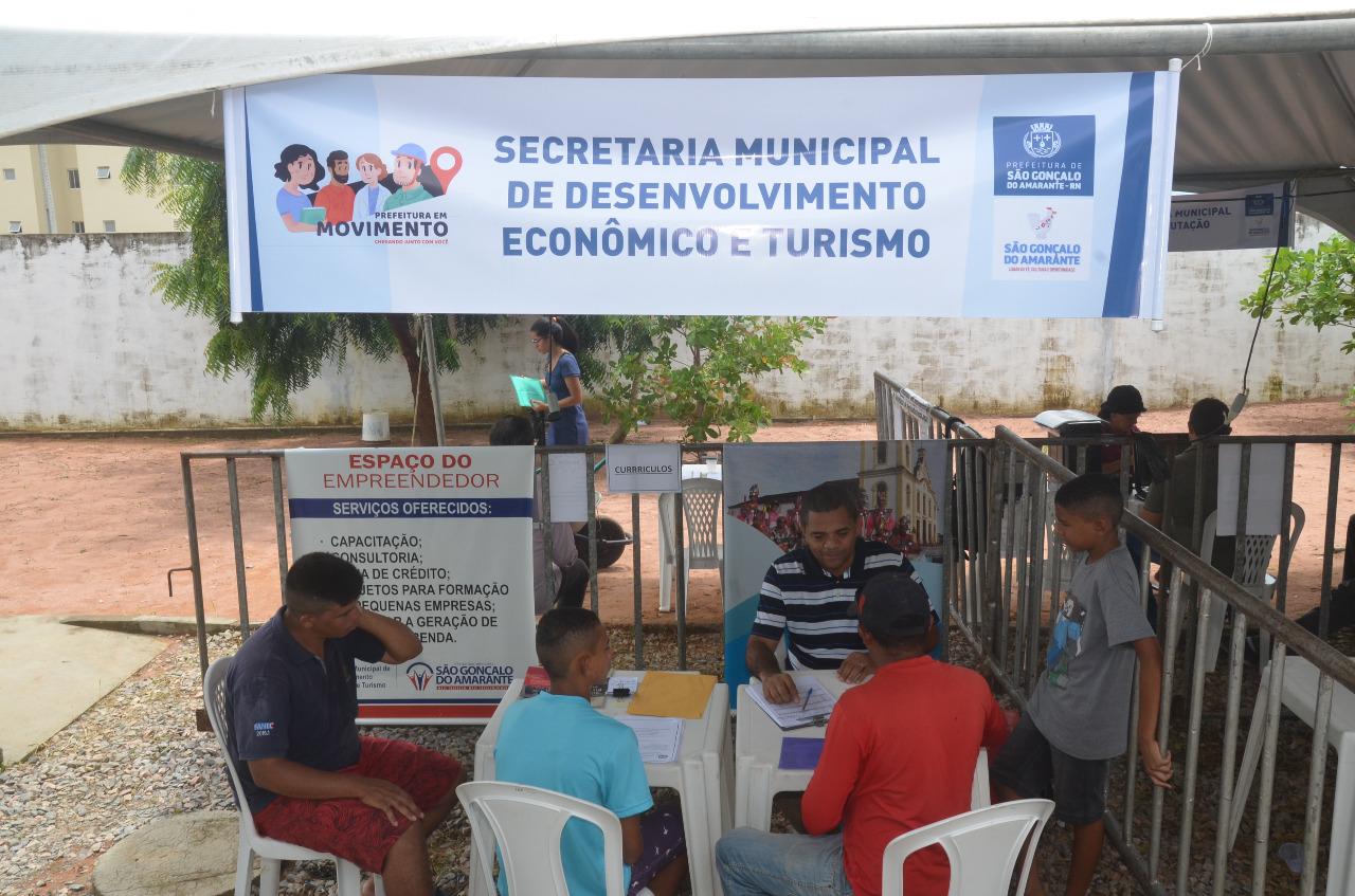 Desenvolvimento Econômico: 300 novos empreendedores formalizaram seu negócio este ano em São Gonçalo