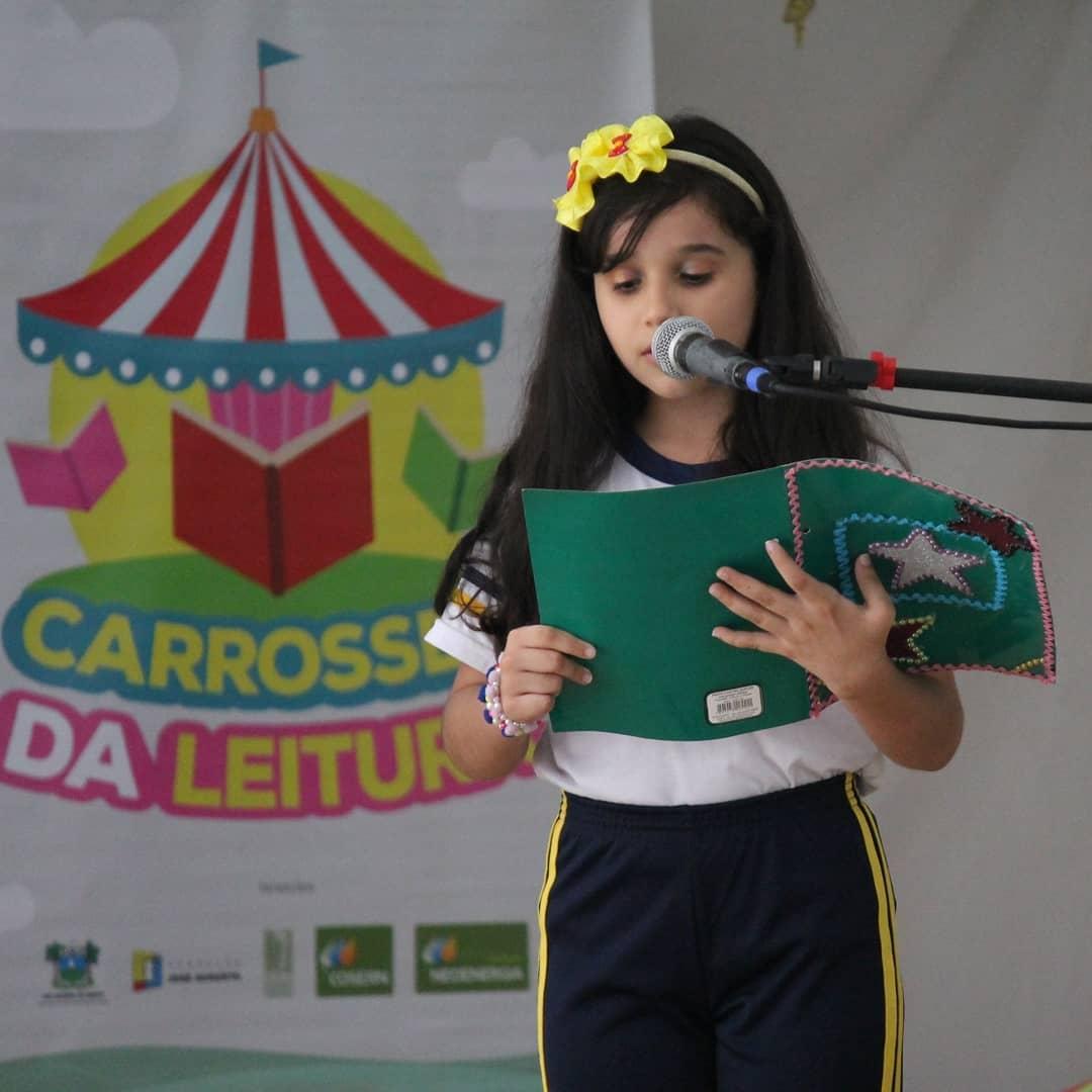 São Gonçalo recebe projeto Carrossel da Leitura