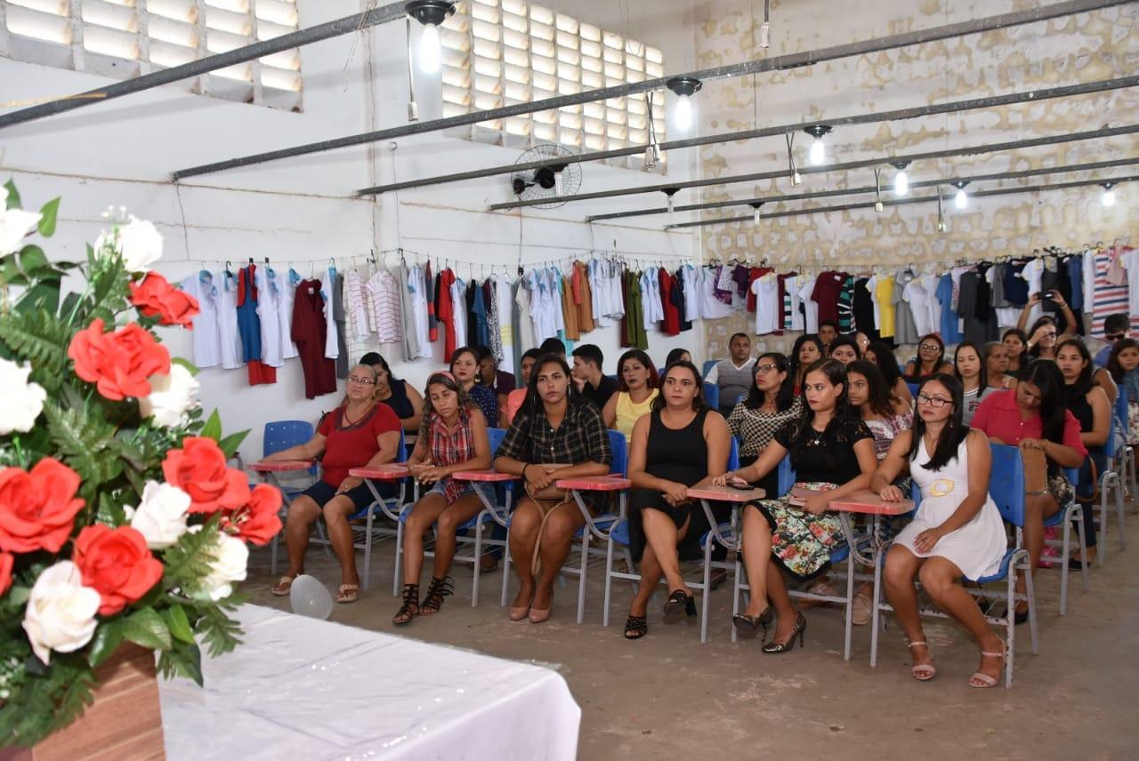 Associação de Mulheres de Santo Antônio do Potengi comemora 20 anos de atividade em São Gonçalo